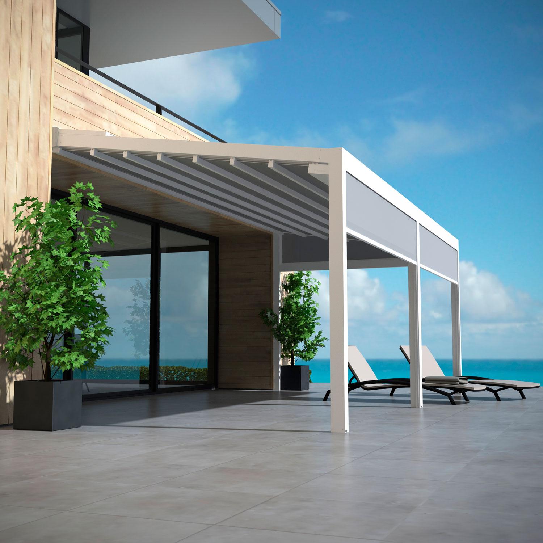 quelle pergola choisir pour mon jardin. Black Bedroom Furniture Sets. Home Design Ideas